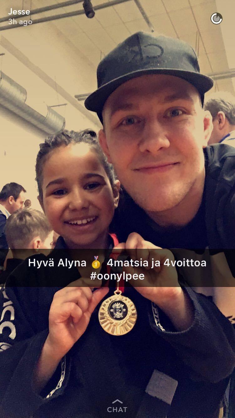 Alynan valmentaja Jesse Vuorio