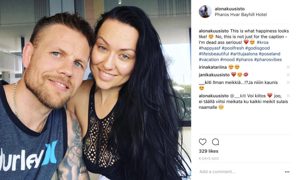 Instagram: alonakuusisto