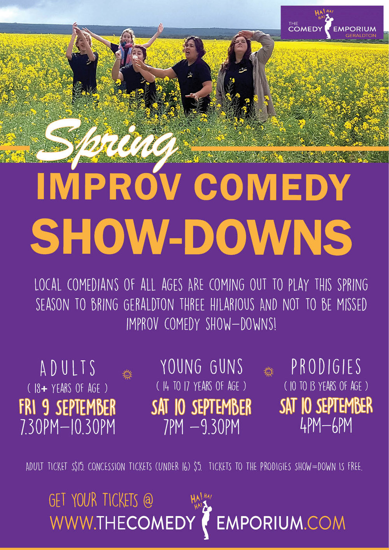 Spring Improv Comedy Show-downs Poster.jpg