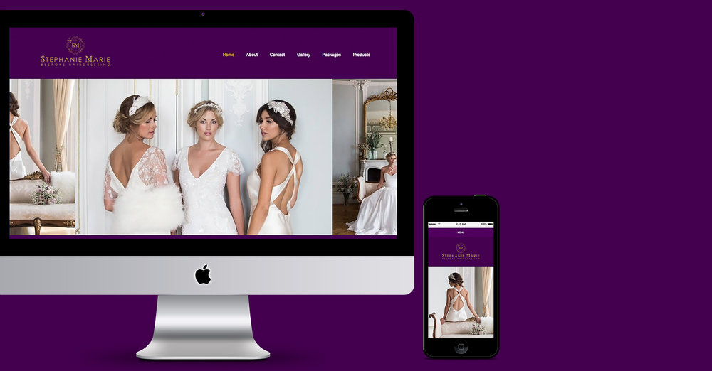 SM Bespoke Website