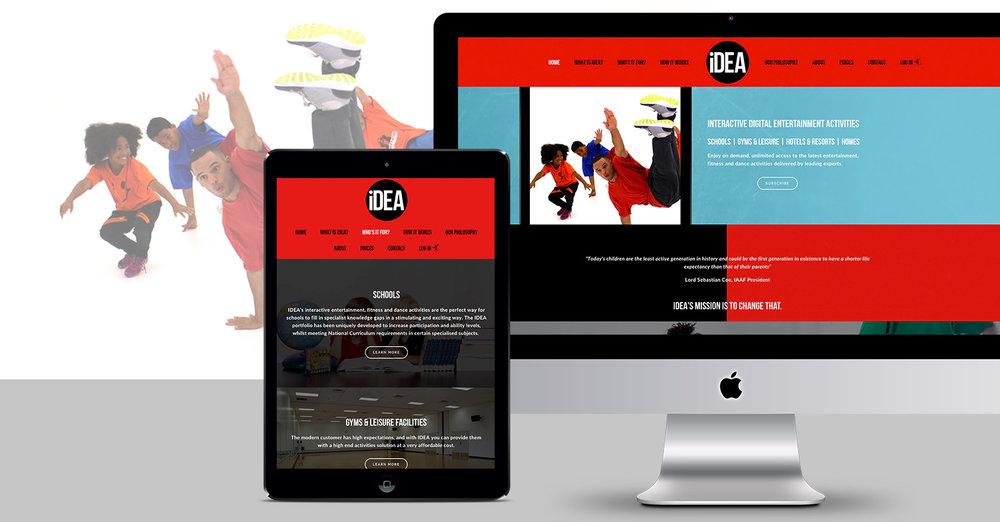 iDEA Branding & Website