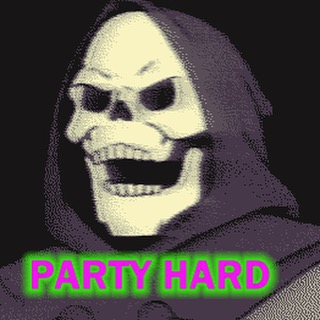 This is your Official Skeletor Seal of Approval. In case you were waiting for it #party #hard #nye #realdjs