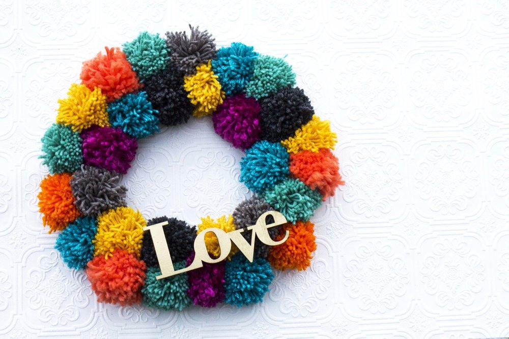 Fuzzy Pom Pom Wreath.jpg