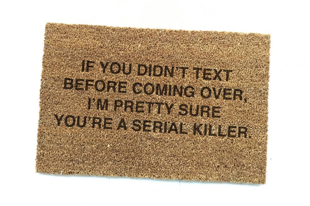 Doormat_Serial Killer.jpg