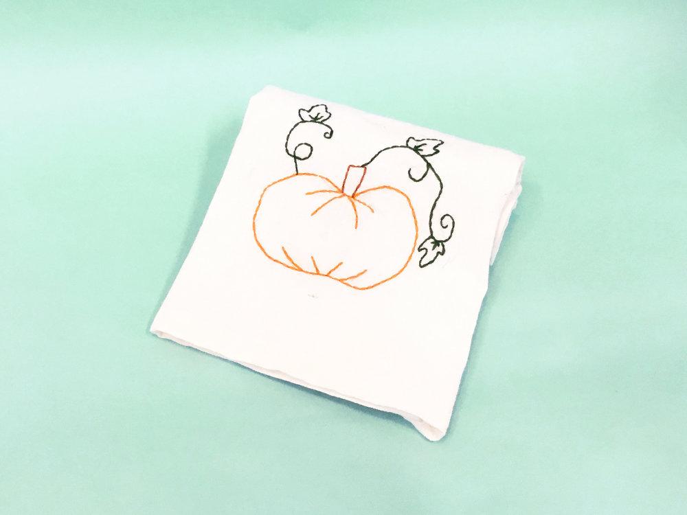 Fall Towel Pumpkin Close.jpg