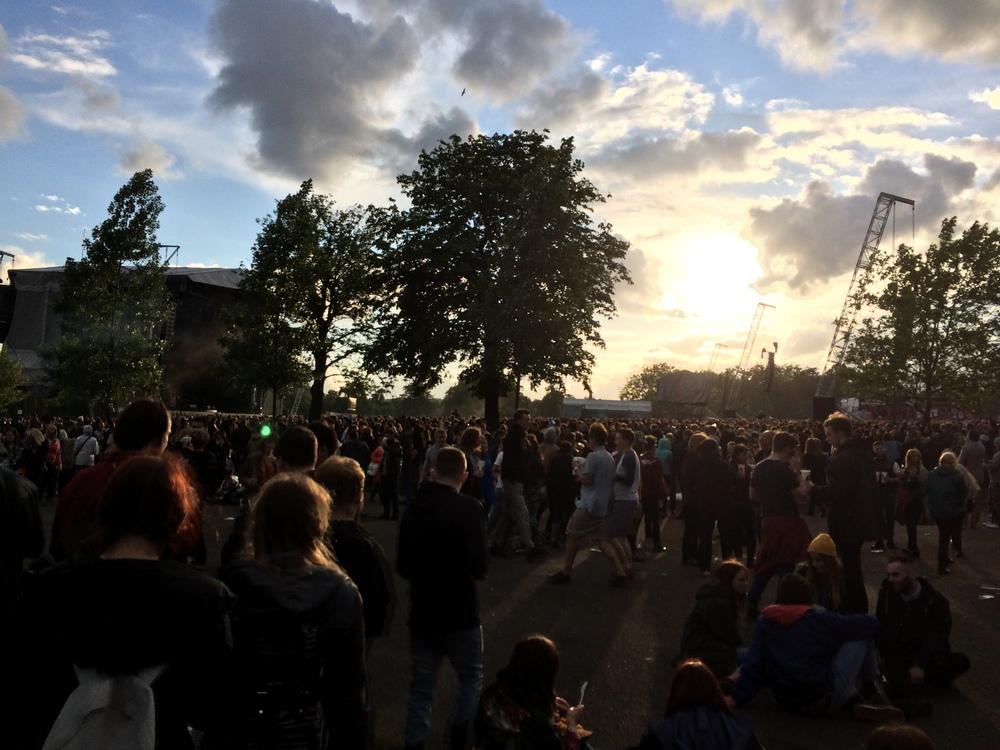 Arctic Monkeys - Finsbury Park
