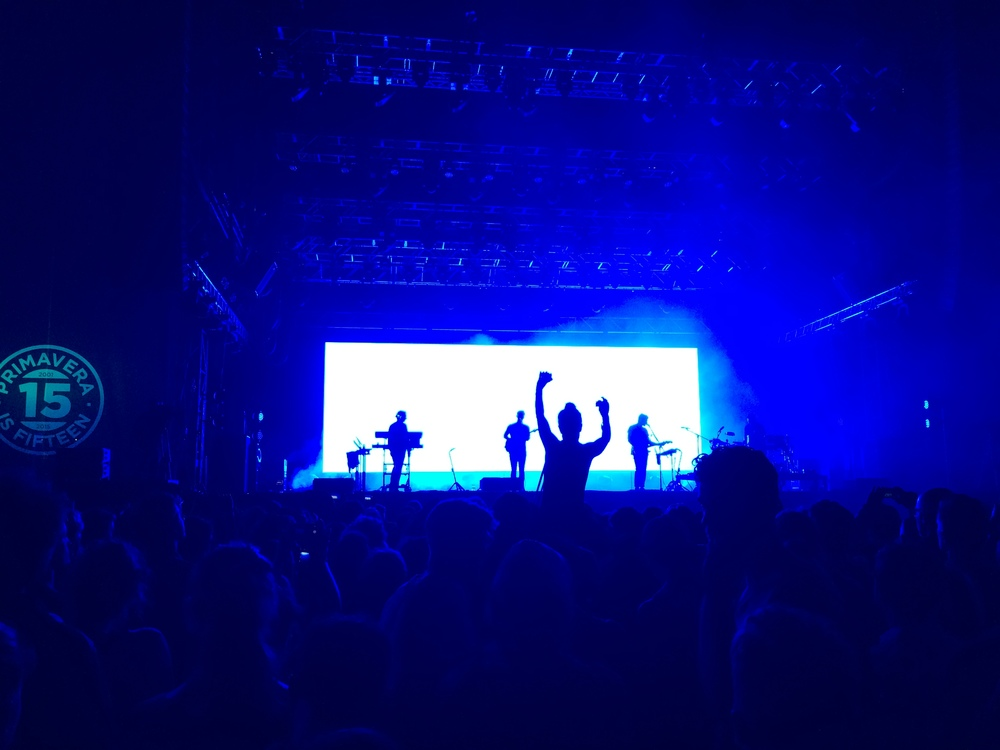 Take my word, this was Alt-J