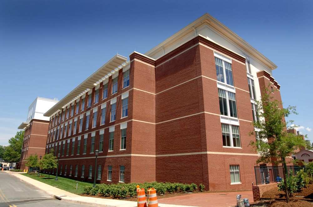 UVa Carter-Harrison Research Building Exterior