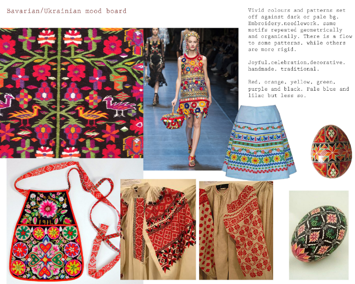 bavarian mood board - nancy mckenzie