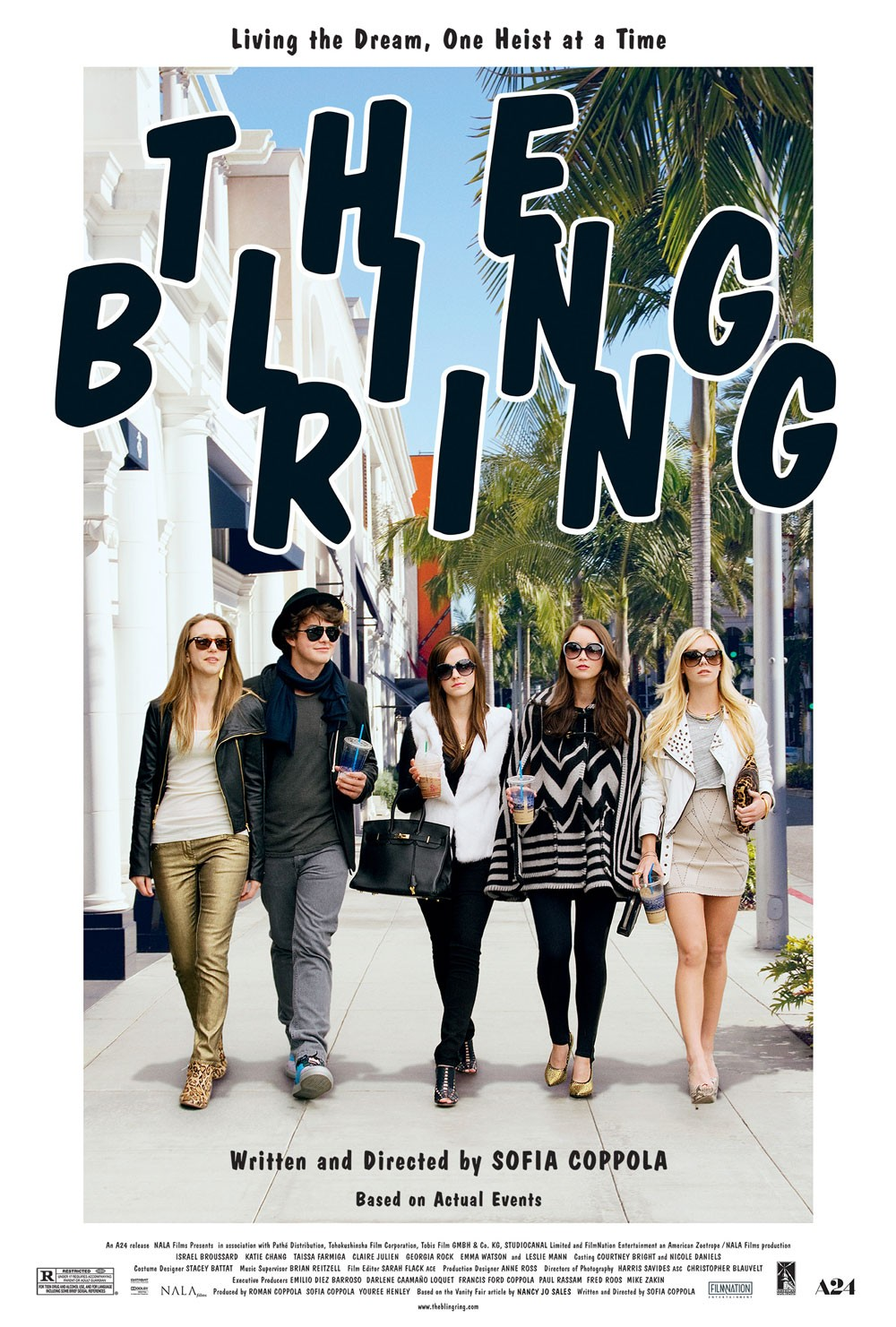 The Bling Ring poster