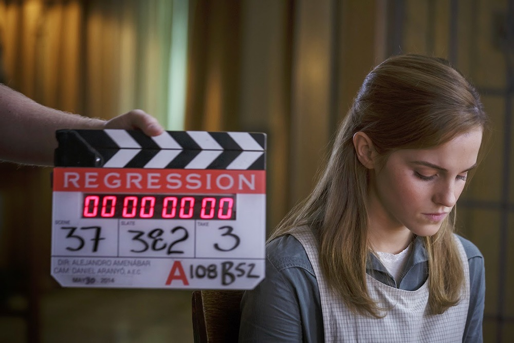 "<a href=""http://www.totallyemmawatson.com/gallery/acting-career/regression/on-set"">On Set</a>"