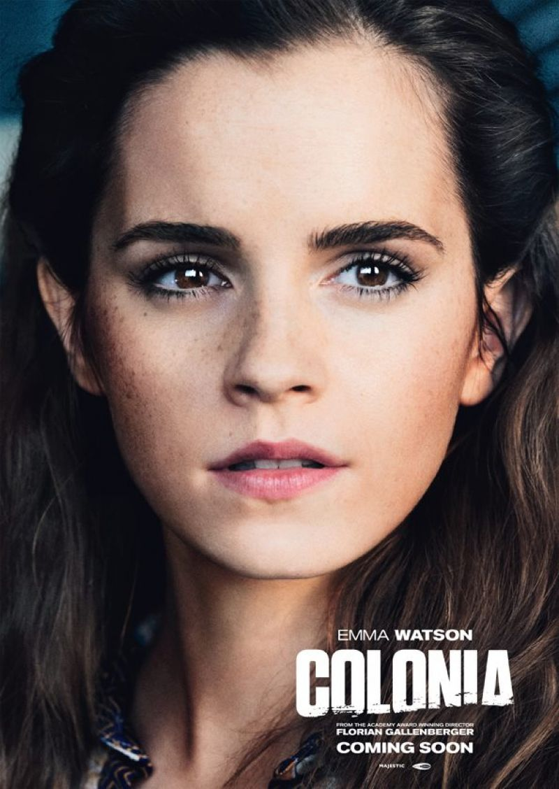 Colonia Poster