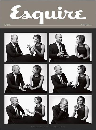 "<a href=""http://www.totallyemmawatson.com/gallery/magazines/2016/esquire-uk"">Esquire Uk</a>"