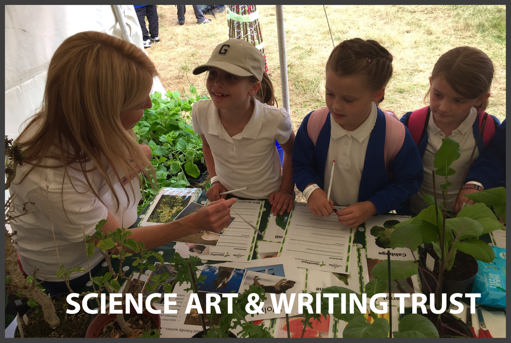 THE SCIENCE ART AND WRITING (SAW) TRUST
