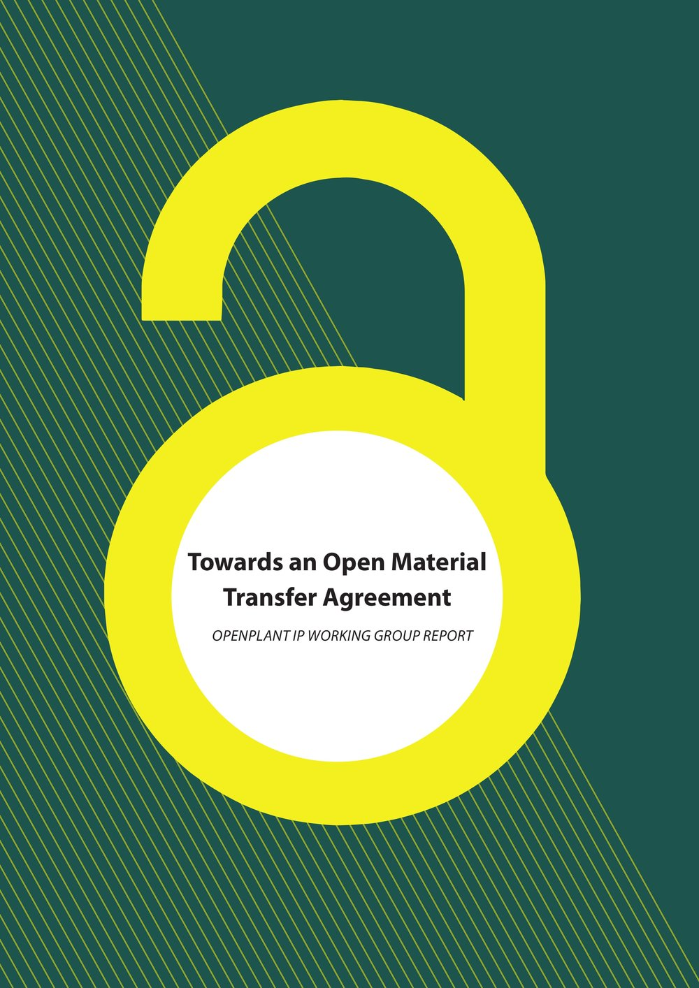 Towards an Open Material Transfer Agreement