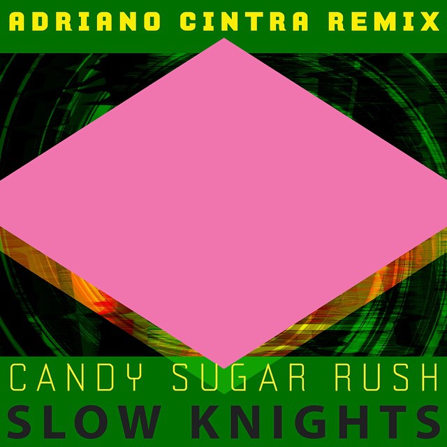 Check out this interview with Rolling Stone Brasil about 'Living In A Dark World / SS & Slow Knights - featuring a PunkFunk remix by @AdrianoCintra of 'Candy Sugar Rush'  Link in profile.