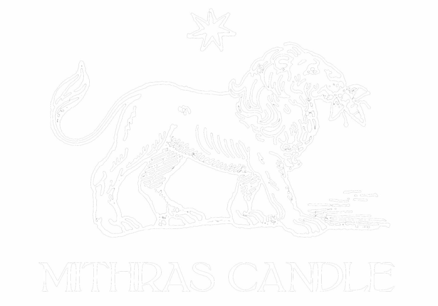Mithras Candle