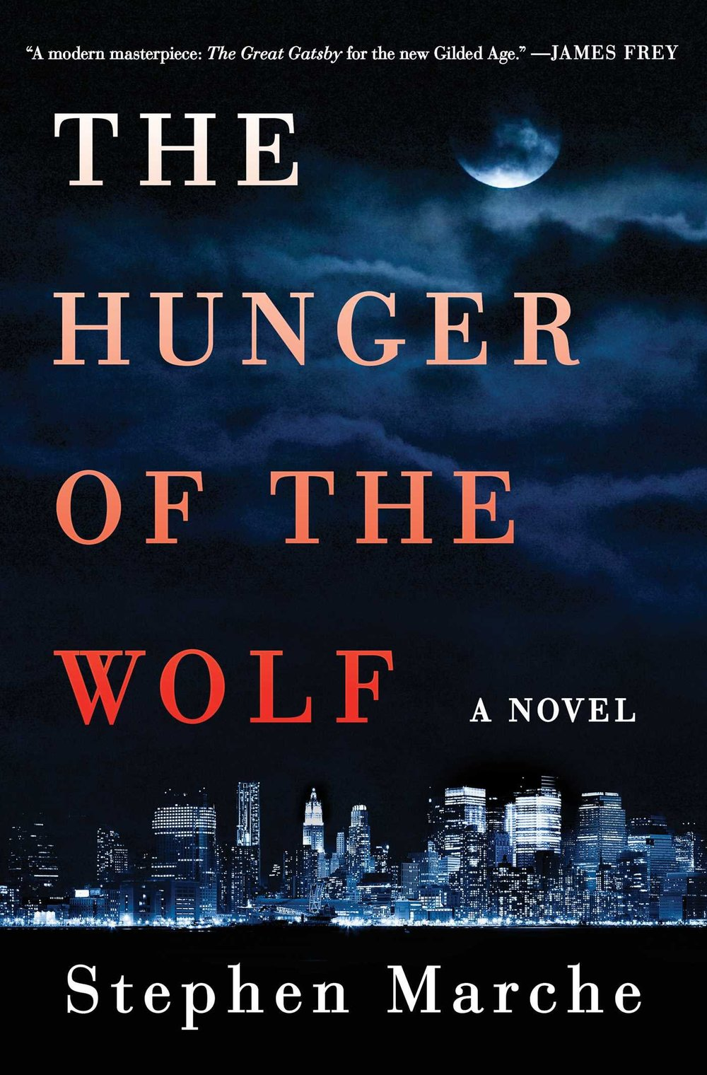 Cover of The Hunger of the Wolf