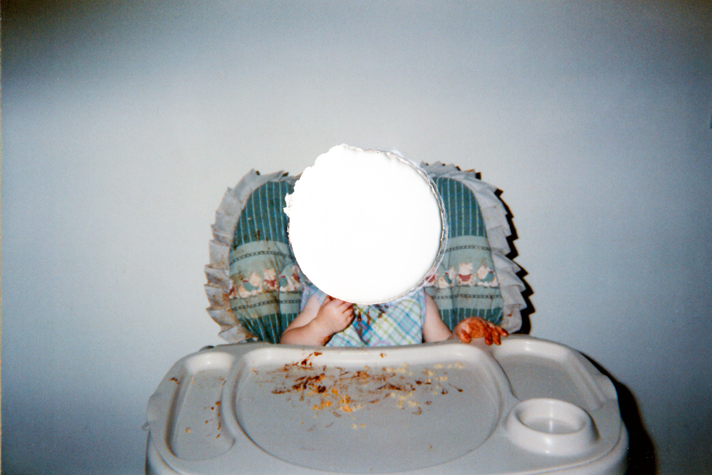 Untitled (Highchair), 2006