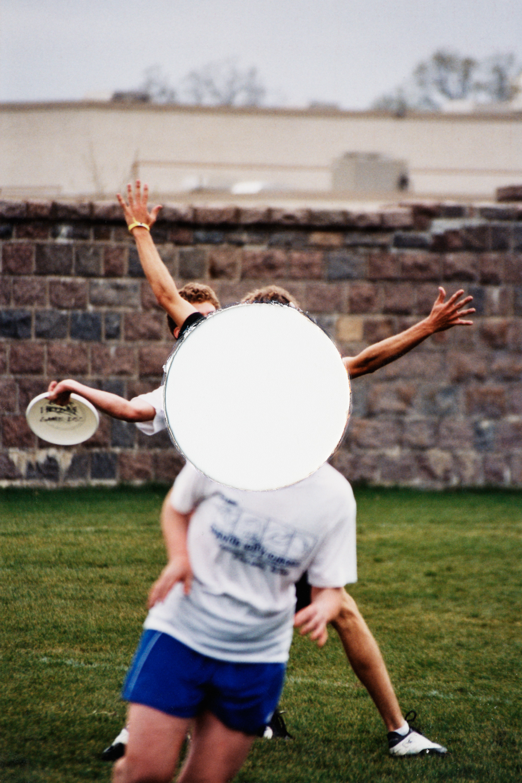 Untitled (Frisbee), 2006