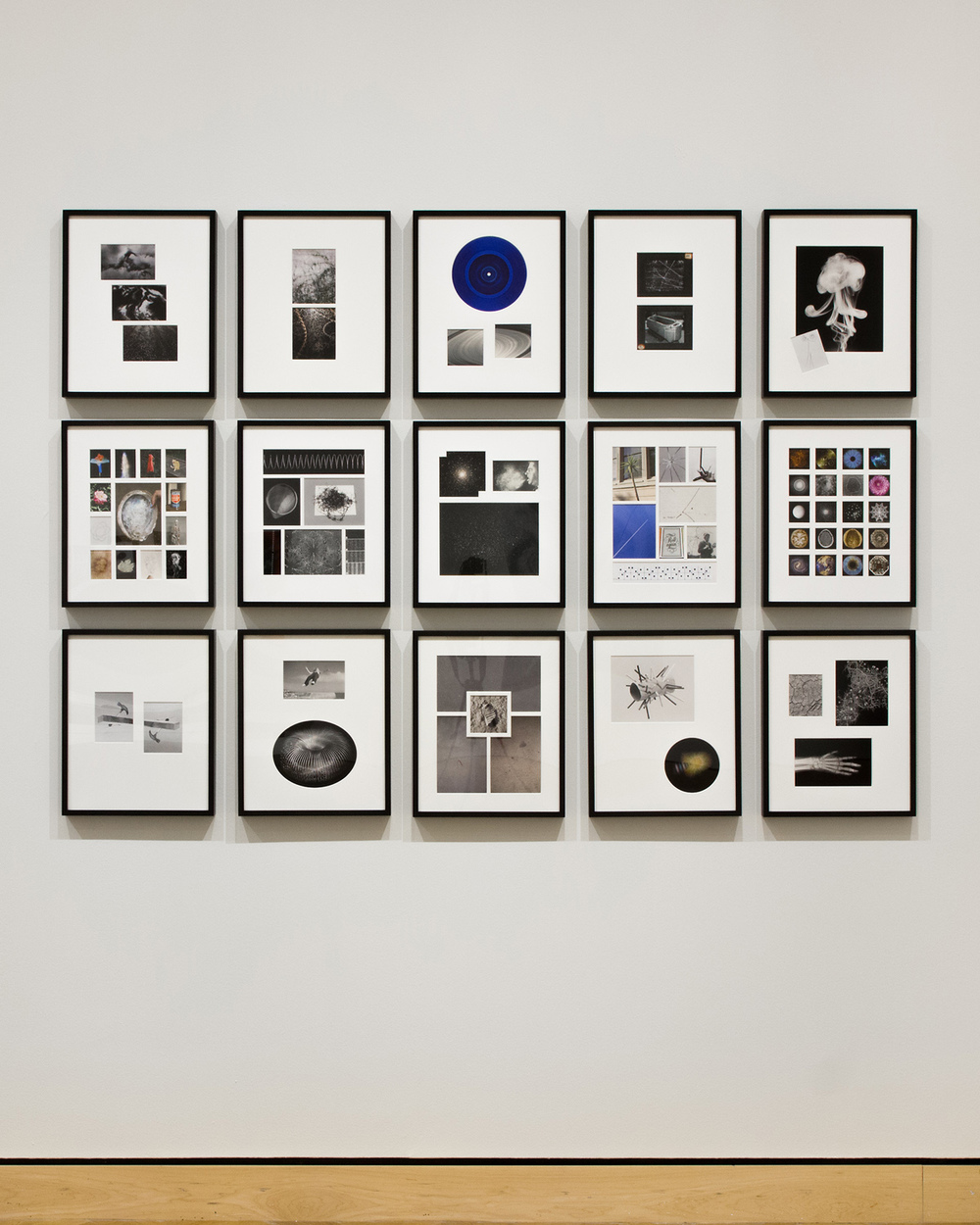 Arrangement for Wall, 2010-2014