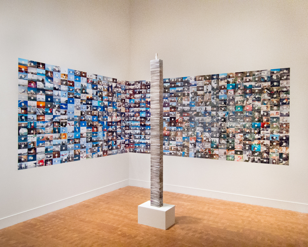Punctum (San Diego), installation view at Museum of Photographic Arts, 2013