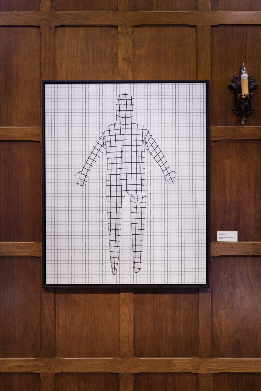 G.U.T. Feeling v4 (Radionics), installation view at the Bakken Museum, 2016