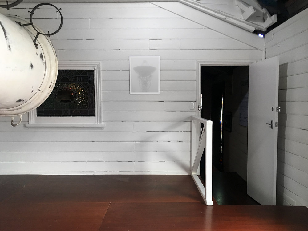 Ballarat Observatory installation, 2017