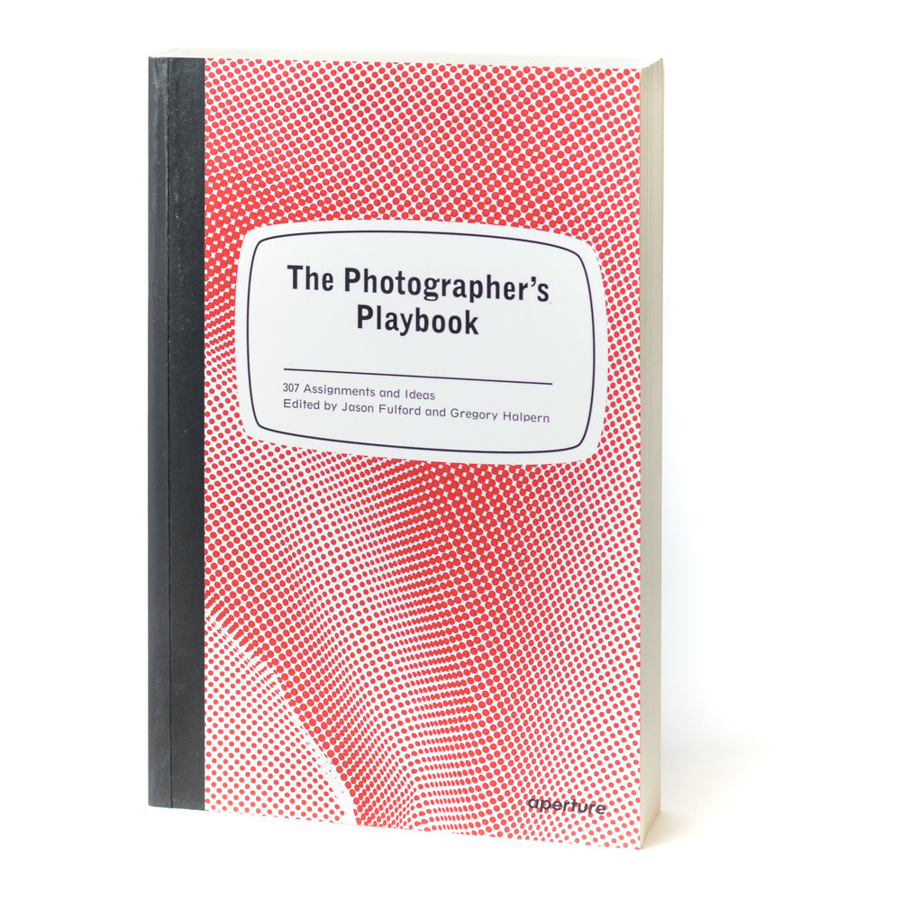 The Photographer's Playbook , Aperture, 2014