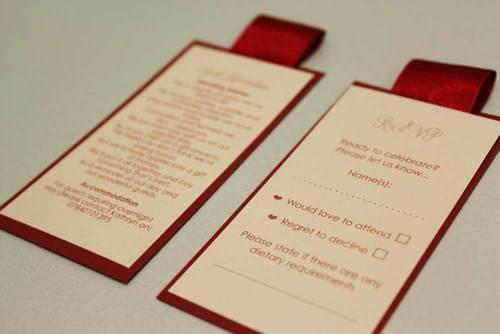 Handmade wedding invitations the paper doll katheryn joel 5g stopboris Choice Image