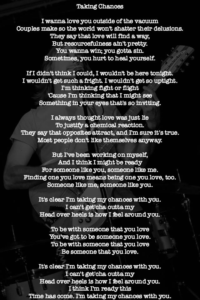 Lyrics Gabriel Dodson