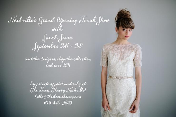 Dress Theory Grand Opening
