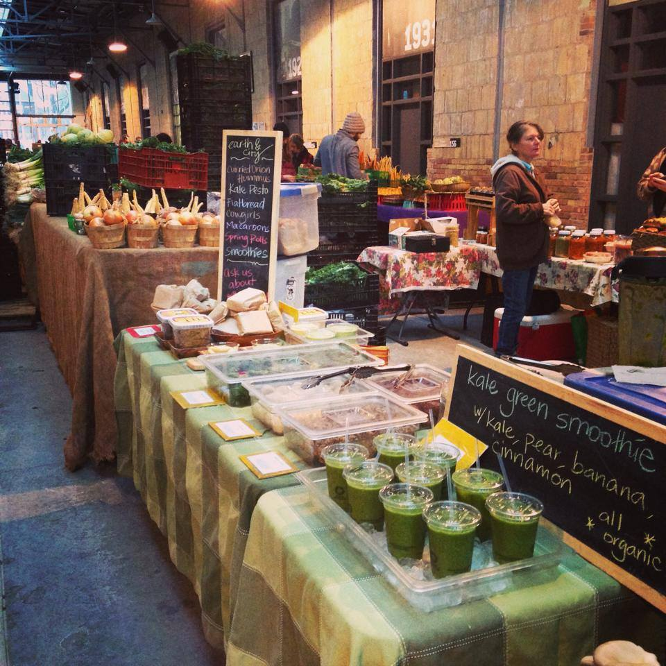 Wychwood Barns Farmers' Market (Map) Saturdays 8am – 1pm