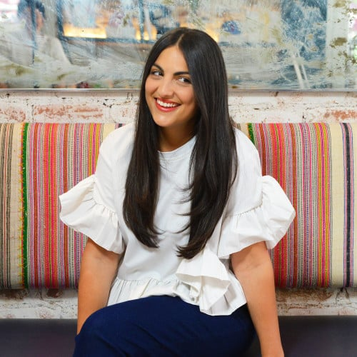Samantha Wasser, Creative Director, ESquared Hospitality + by CHLOE.  Photo source: bychefchloe.com.