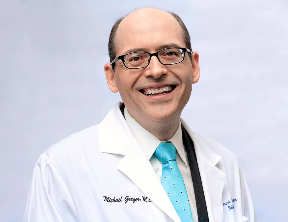 Dr. Michael Greger, physician, author of How Not To Die and founder ofNutritionFacts.org, will be be a special guest at Veg Food Fest this year.