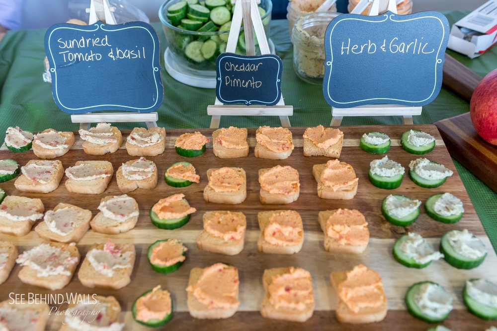 Mama Vegan  's cheese selection was on point!  Photo by Alex Bez,  See Behind Walls   Photography .