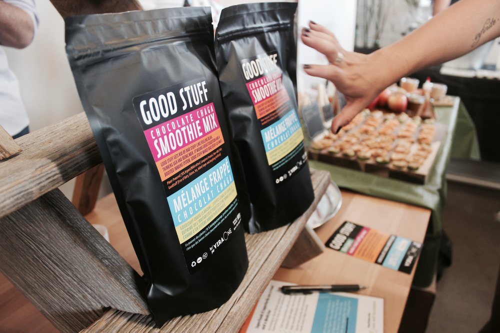 GoodStuff by ViraOne .   Photo by  Kristy LaPointe  + Plant Based Kristy on  Instagram .