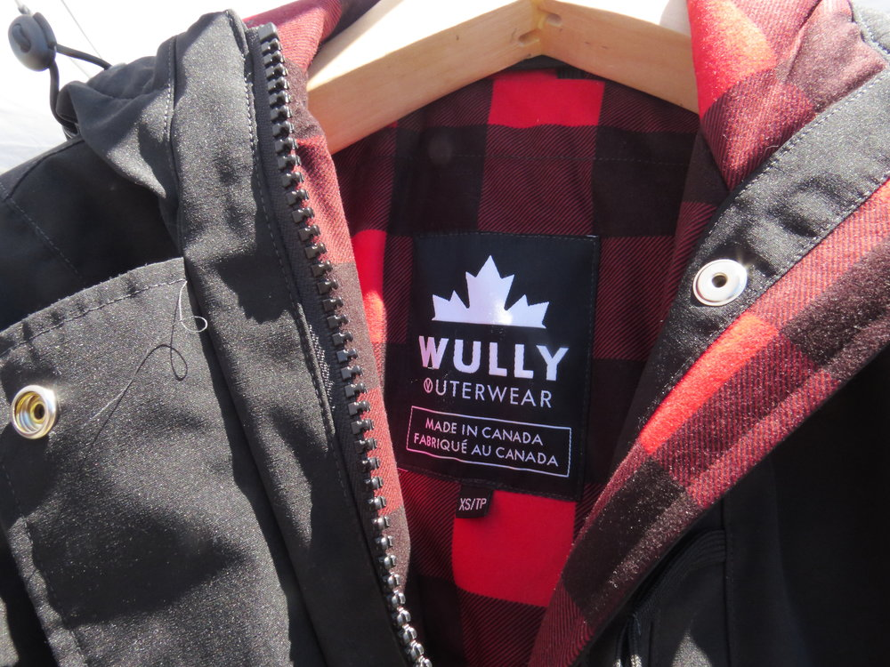 Premium animal-free outerwear, ethically Made in Canada by  Wuxly Movement .  Photo by: Aaron Fisher + The Awakening Self on    Instagram   .