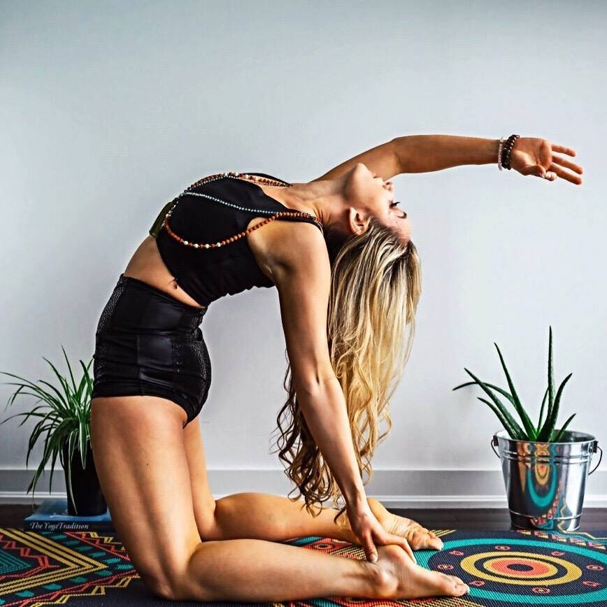 Lara Graham -  Event Assistant & Hostess. Lara is a  RYT-200 hour Vinyasa/Hatha yoga instructor. She works full time in the project management field.
