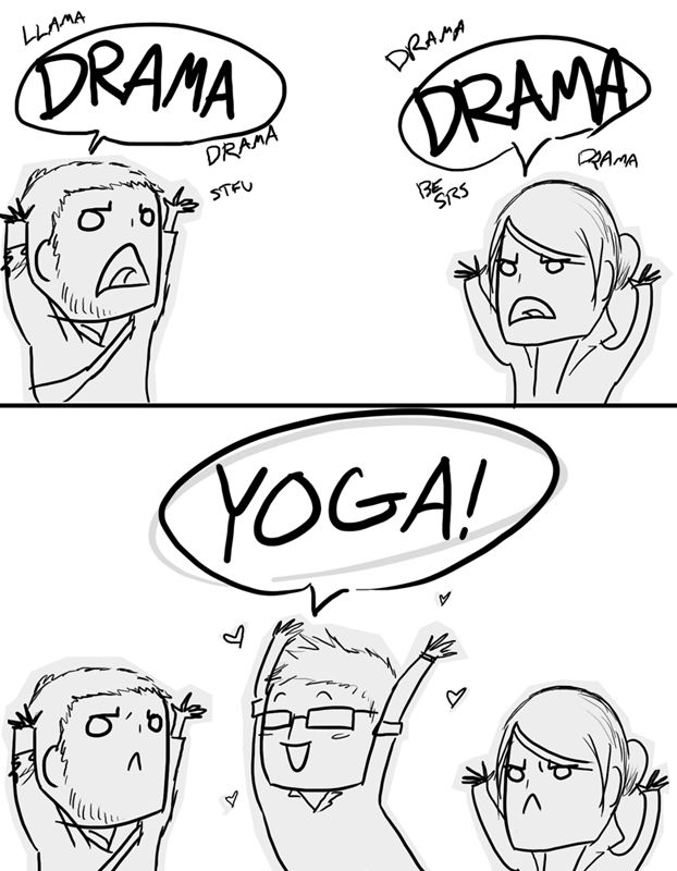 drama yoga