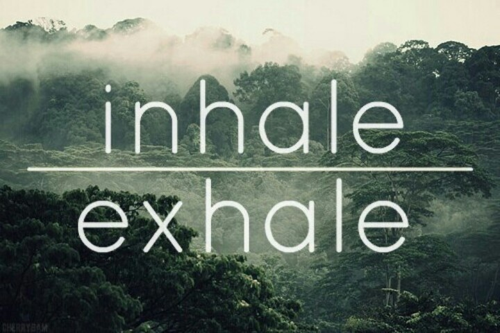 inhale exhale 2