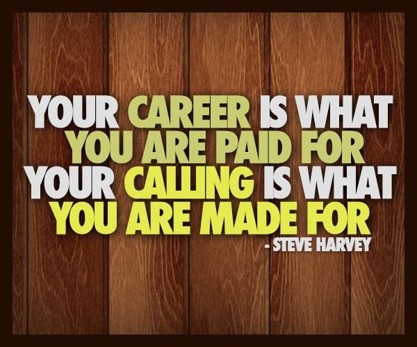 career v calling 2