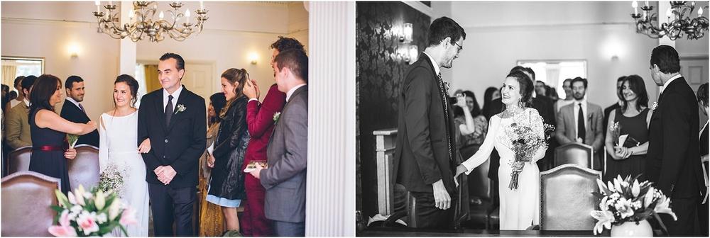 wedding photographer peckham registry office london