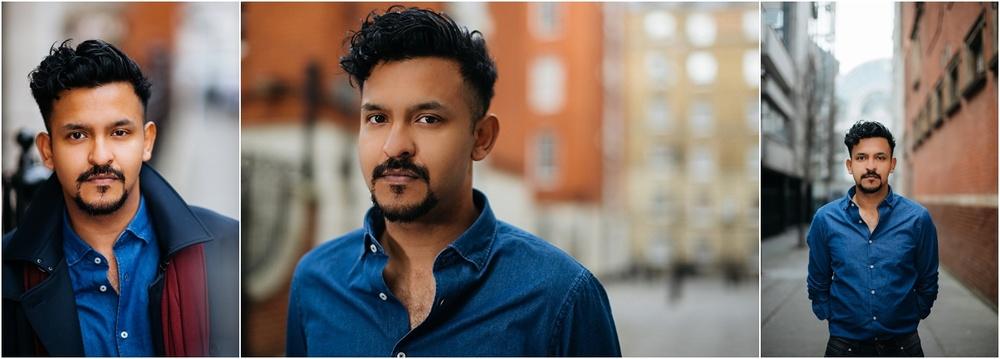 Amith Rahman, Director, London.