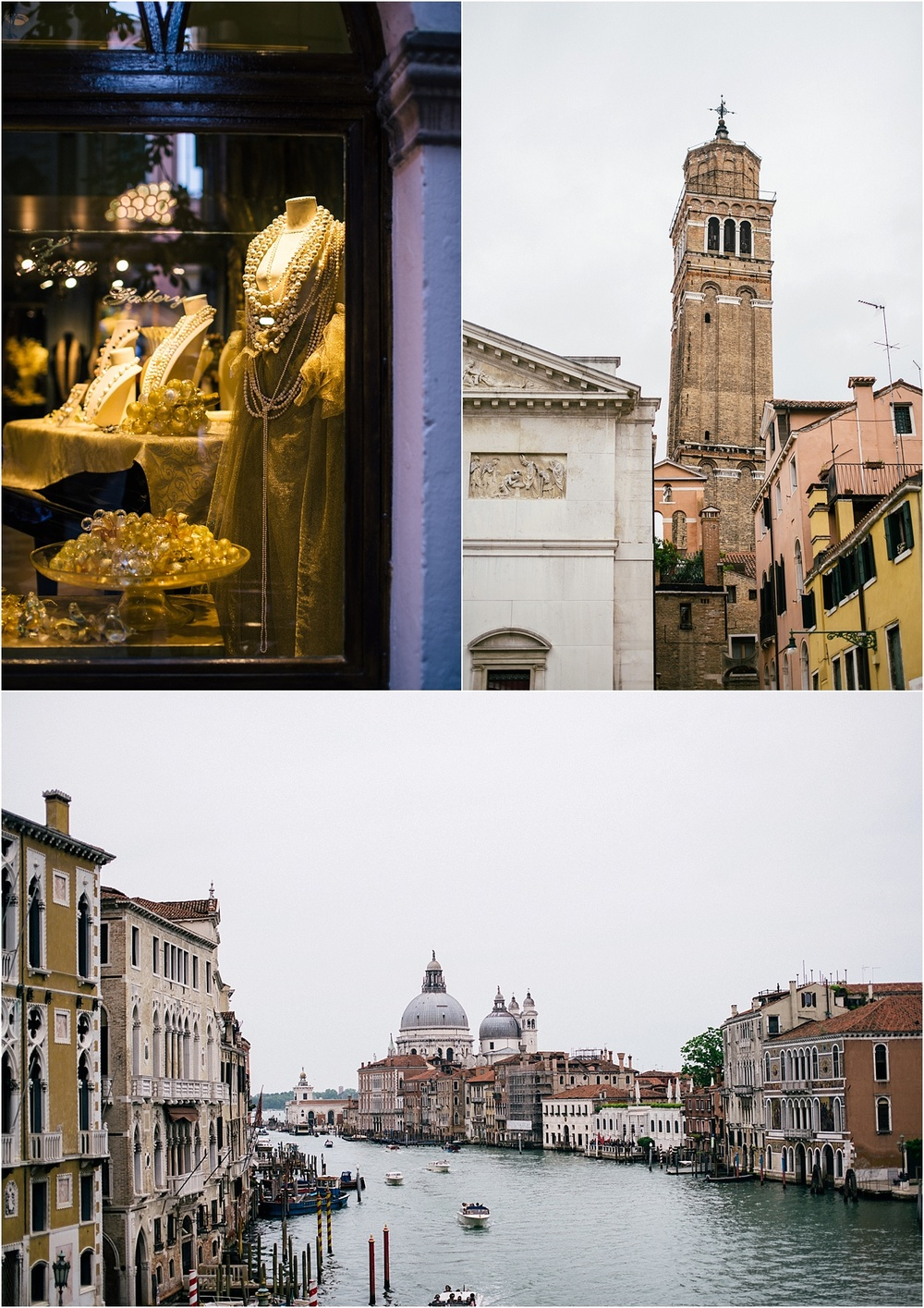 Wedding photographer in Venice, Italy