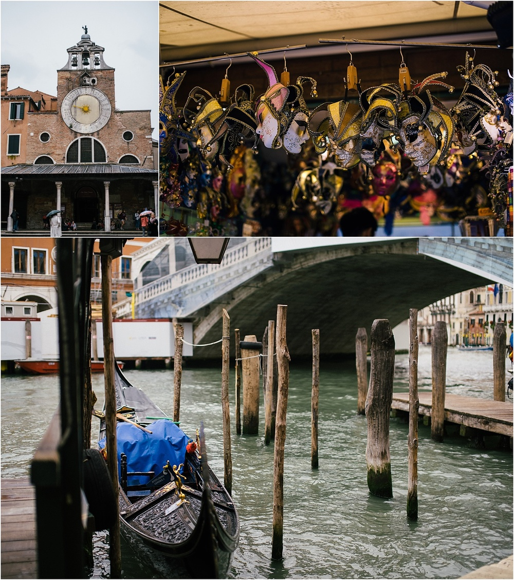 Travel photographer in Venice, Italy