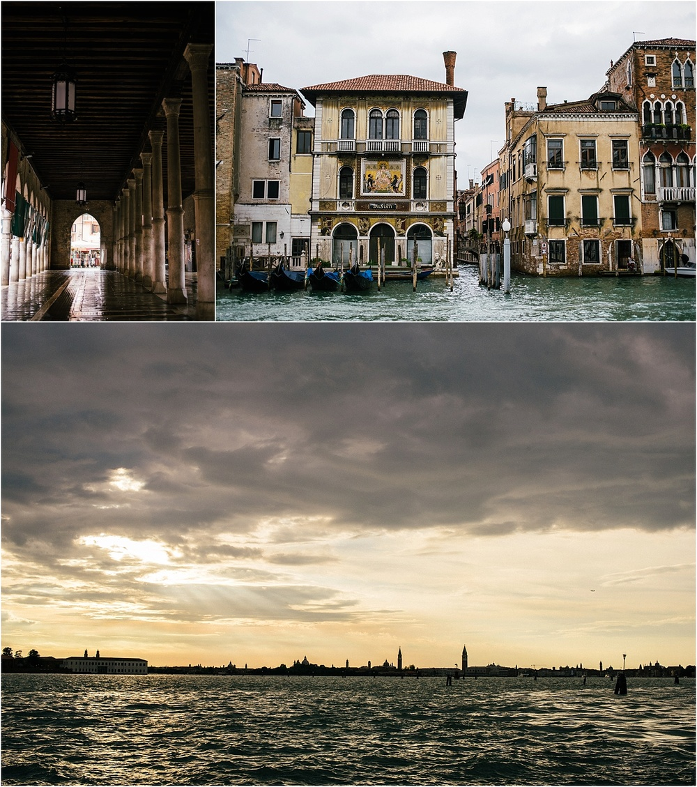 Travel photography in Venice