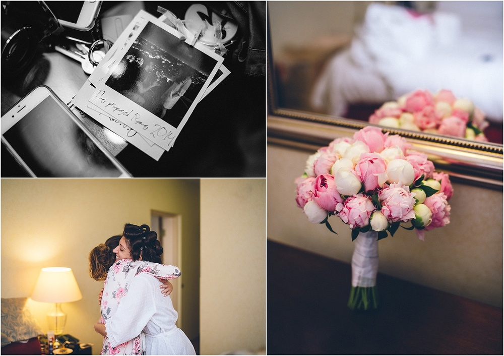 Hotel bridal preparation north London