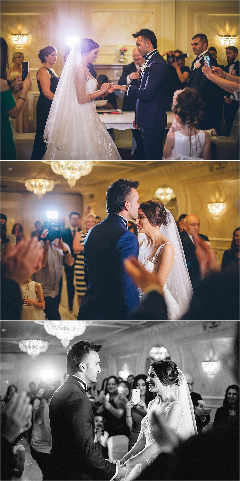 wedding photographer at the regency banqueting suite in London