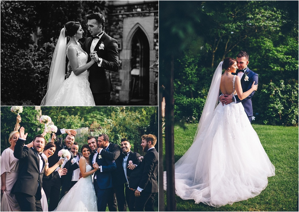 wedding photography at capel manor gardens